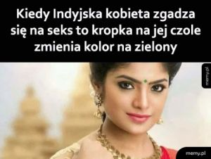 Indyjska kobieta