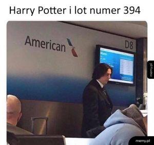 Snape żyje i znalazł inną pracę