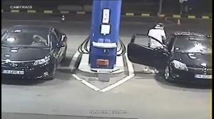 Na stacji benzynowej się nie pali