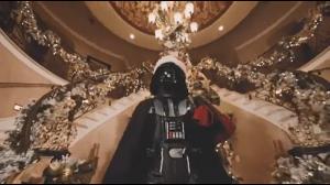 Wesołych Świąt od Darth Vadera