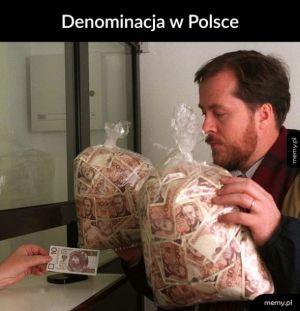 Worki pieniędzy i miliiony w skarpecie