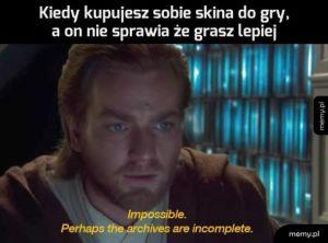 Niemożliwe!