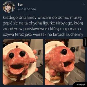 Kirby taki śliszny