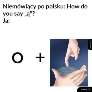Jak wytłumaczyć to obcokrajowcom