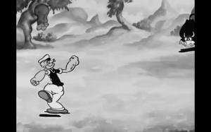Popeye został stworzony w 1929