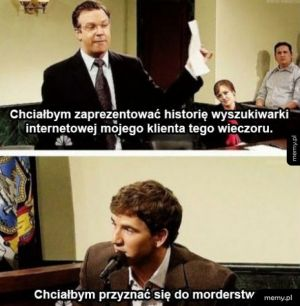 Historia wyszukiwarki