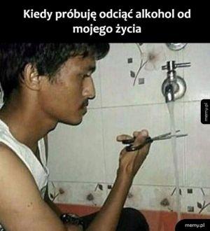 Papa alkoholu