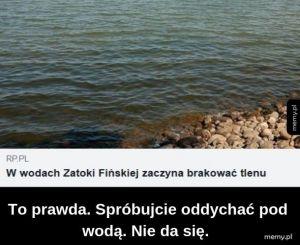 Oddychanie pod wodą