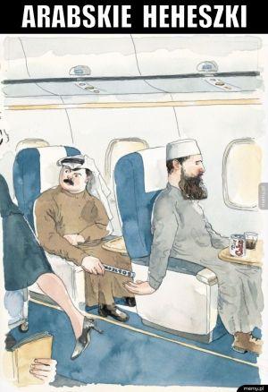 Arabskie  heheszki