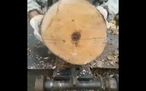 Rębak do drewna