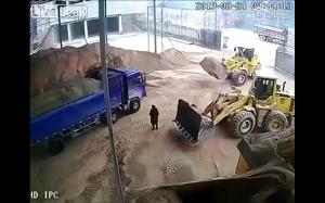 Kierownik wybrał się na przejażdżkę
