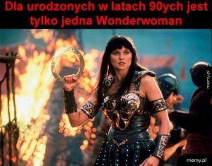 Prawdziwa Wonderwoman