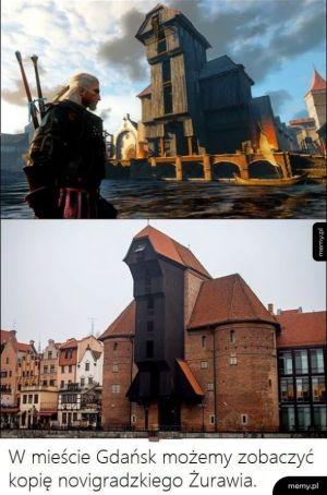 Gdańsk kopiuje