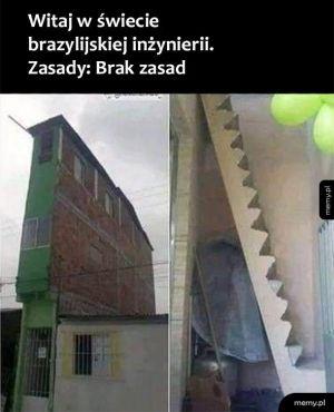 Brazylijska inżynieria