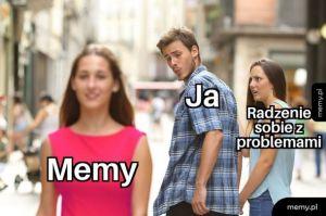 Memy są ważniejsze