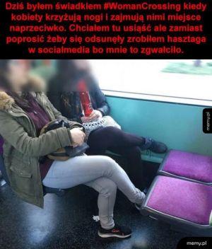 WomanCrossing
