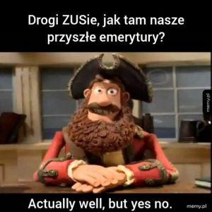 Pirat naszych czasów.
