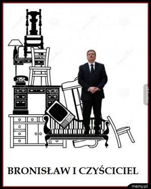 Bronisław I Czyściciel