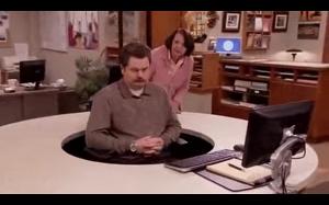 Chciałbym mieć takie biurko