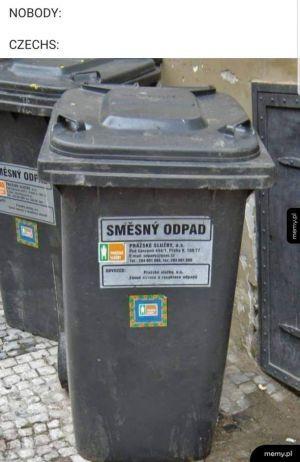 Śmieszny odpad