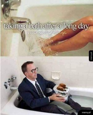 Po długim dniu