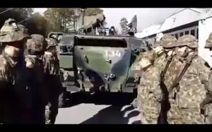 Tymczasem w Szwedzkiej armii