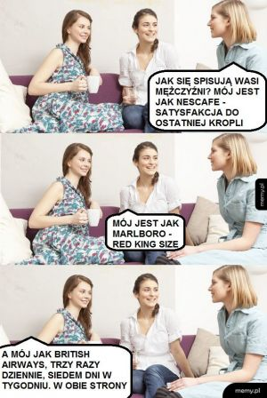 Damskie rozmowy