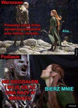 Warszawa vs Podlasie