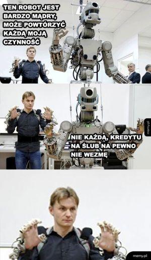 Mądry robot