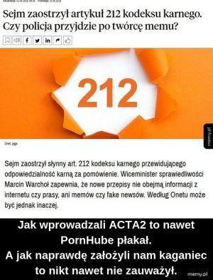 Artykuł 212