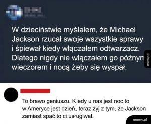 Biedny Michael Jackson