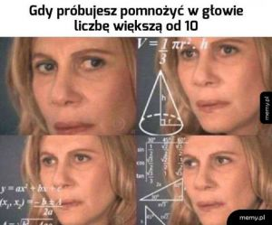 Ciężka matematyka