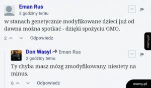 Genetycznie modyfikowane