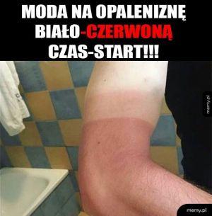 Polska opalenizna