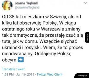 Polska emigracja w pigułce