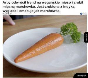 Mięsna marchewka