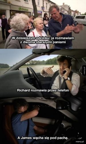 Top Gear był najlepszy