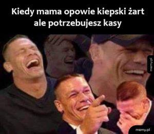 Hahaha mamo super