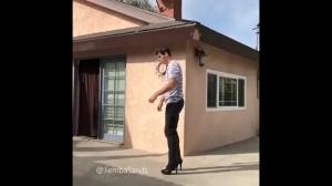 Najtrudniejsze jest chodzenie