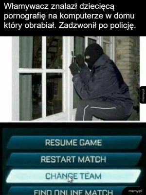 No bo co miał