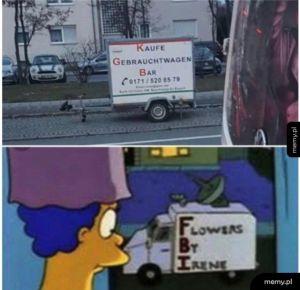 Przepowiednie w Simpsonach