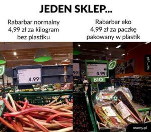 Ah te ekologiczne, organiczne produkty