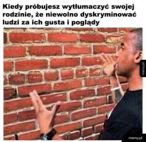 Jak do ściany