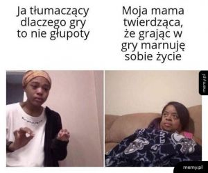 Posłuchaj, mamo...