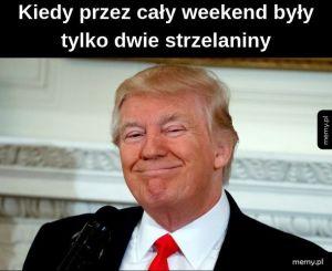 Gud dżab Donald!