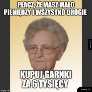 Typowa babcia