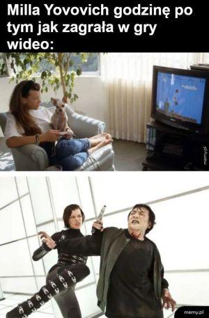 A potem nastukała Jackie Chanowi