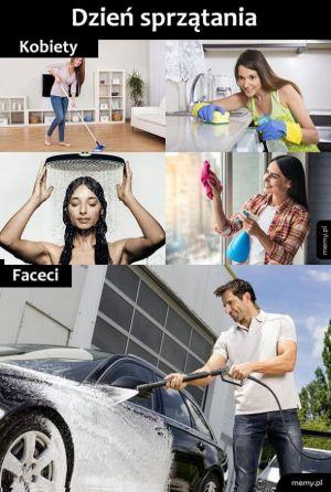 Sprzątanie