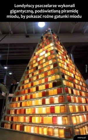 Piramida miodu
