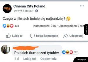 Straszne filmy